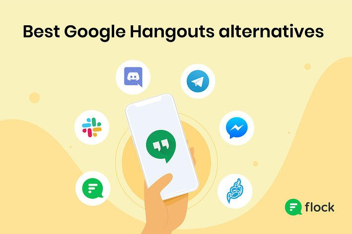 6 Best Google Hangouts (Meet) alternatives for your team communication