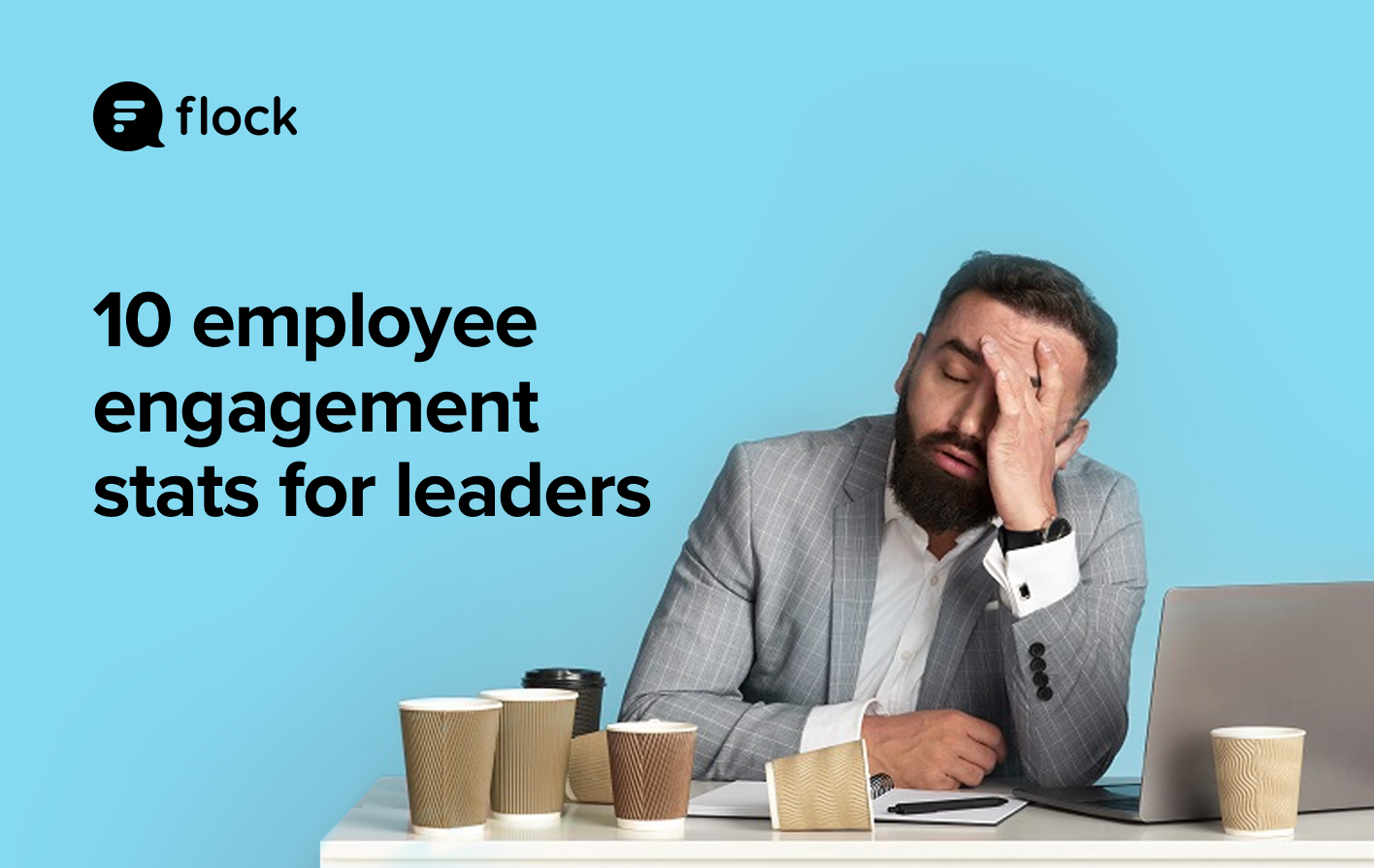 10 employee engagement stats for leaders