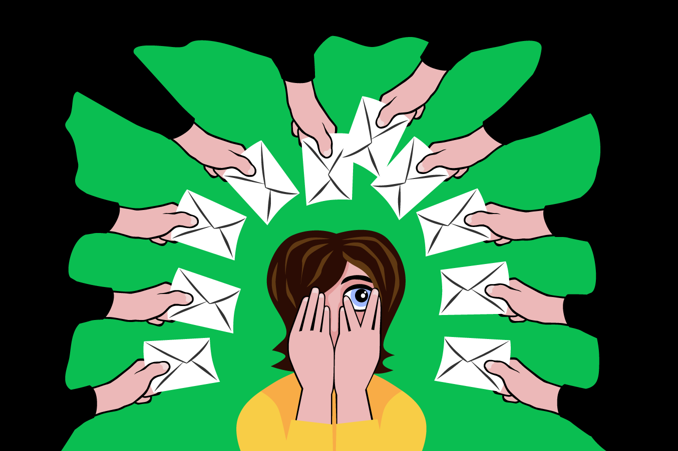 4 ways to reduce email clutter