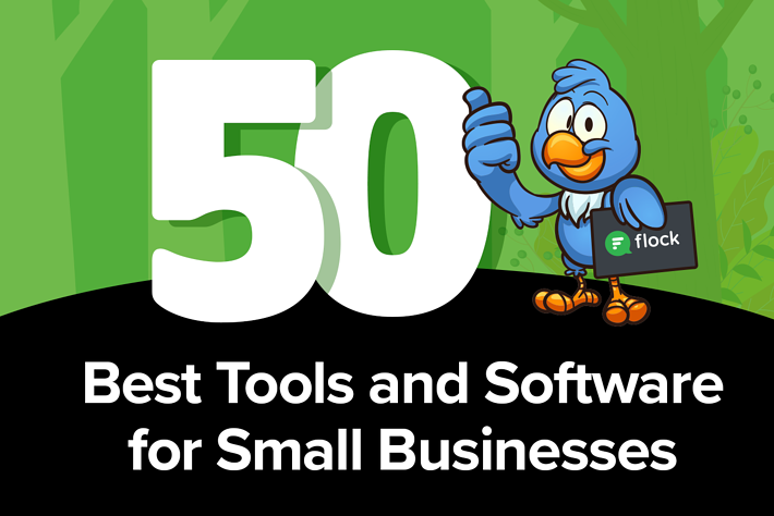 The 50 Best Tools and Software for Small Businesses (Free & Paid)