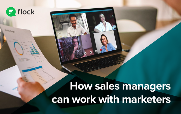 Smarketing 101: How sales managers can work with marketers