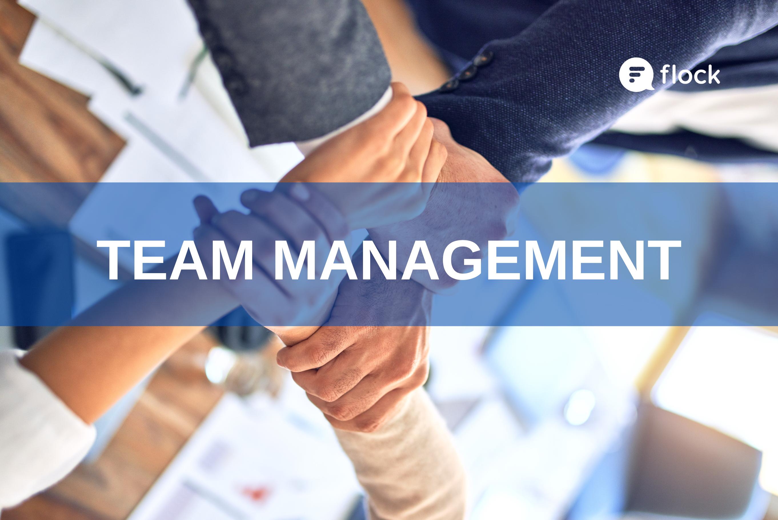 Blog Team Management