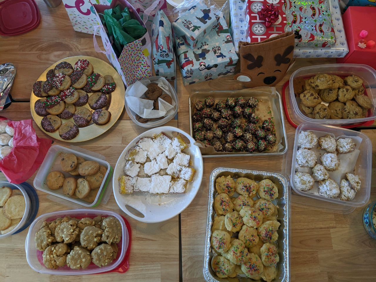 Flock Cookies