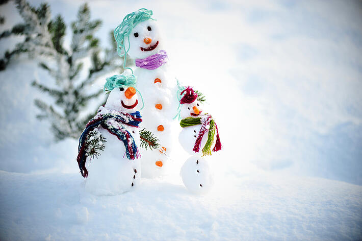 Snow days and work: How messaging software makes it painless