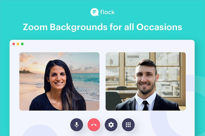 Creative virtual backgrounds for professional (and fun) Zoom calls