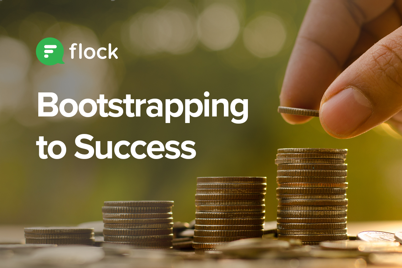 Bootstrapping-to-success