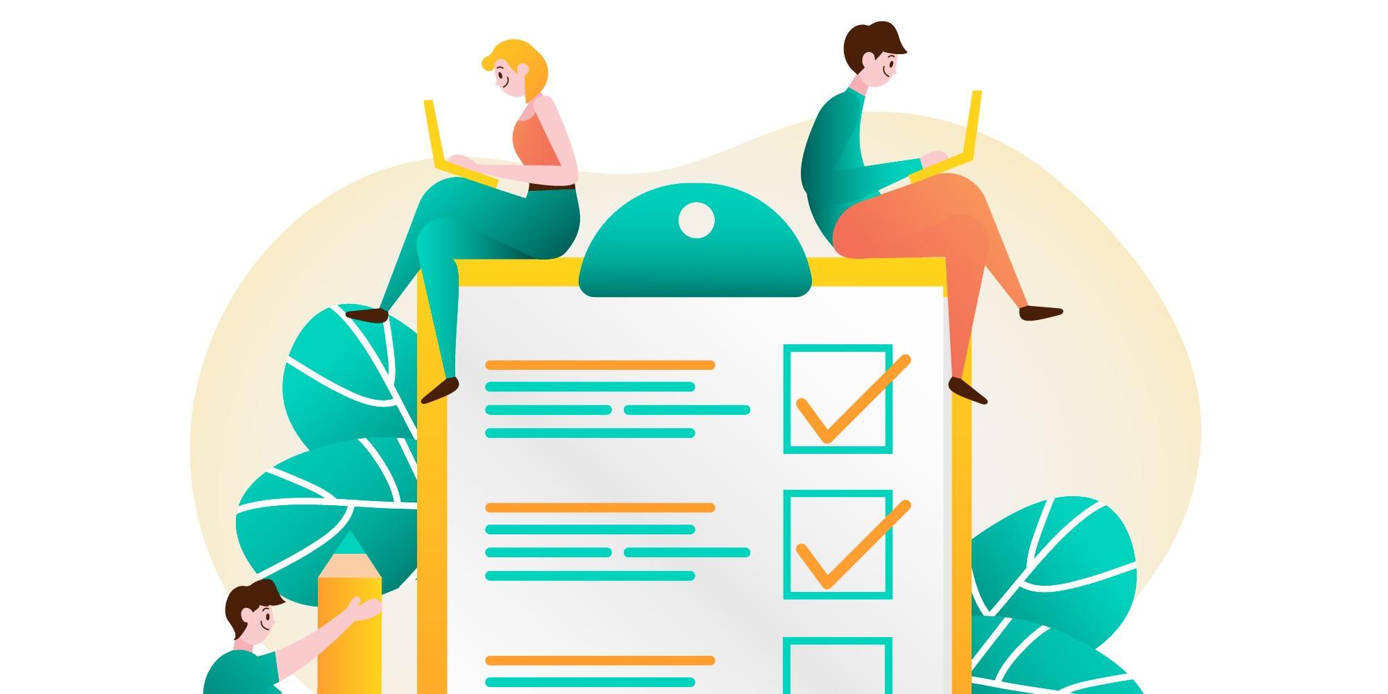 Screen Sharing Checklist
